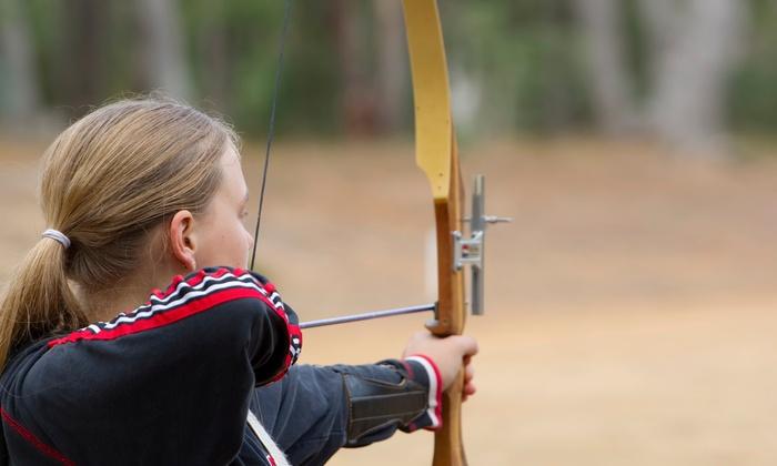 Colorado Springs Jr Olympic Archery Development School - Knob Hill: $63 for Four One-Hour Sessions $125 Groupon — Colorado Springs Jr Olympic Archery Development  school