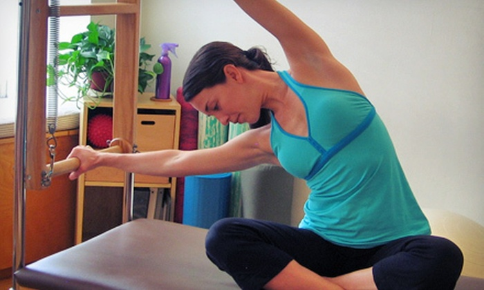 Mongoose Bodyworks - New York: One or Three Private Pilates Sessions at Mongoose Bodyworks (Up to 52% Off)