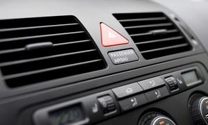 Motor Test Serwis Gozdek: Odgrzybianie ozonem (25,99 zł) z uzupełnieniem czynnika i więcej (od 49,99 zł) w Motor Test Serwis w Rybniku (do -54%)