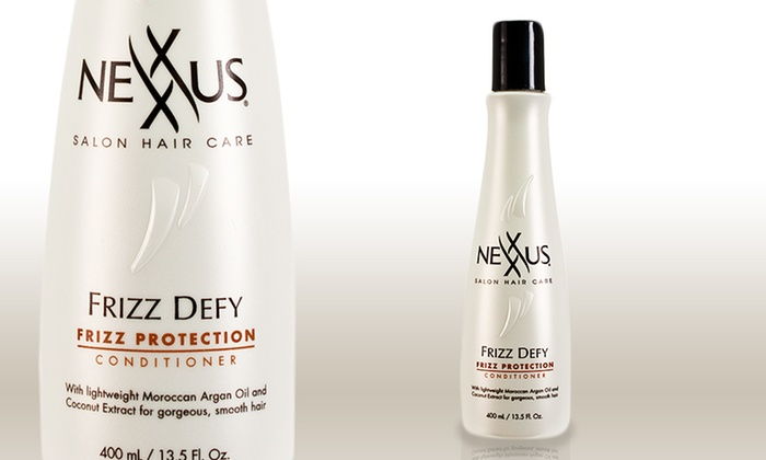 Nexxus Frizz Defy Conditioner: $8.99 for Nexxus Frizz Defy Conditioner ($15.99 List Price)