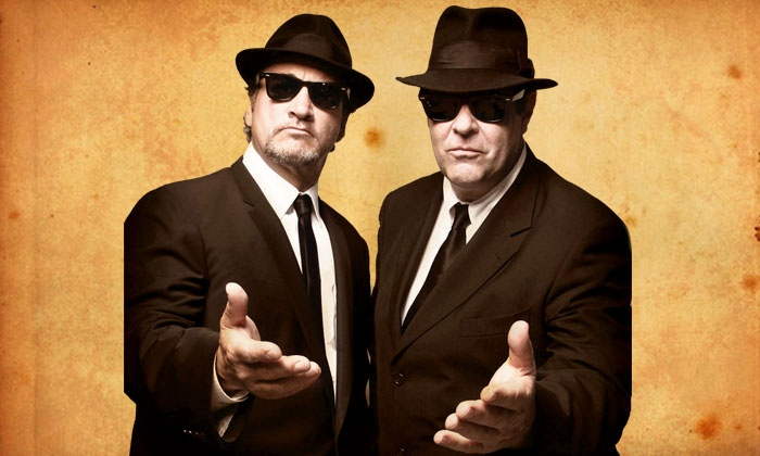 The Blues Brothers - The Paramount Theatre - Huntington: The Blues Brothers Starring Dan Aykroyd and Jim Belushi on March 3 at 8 p.m.