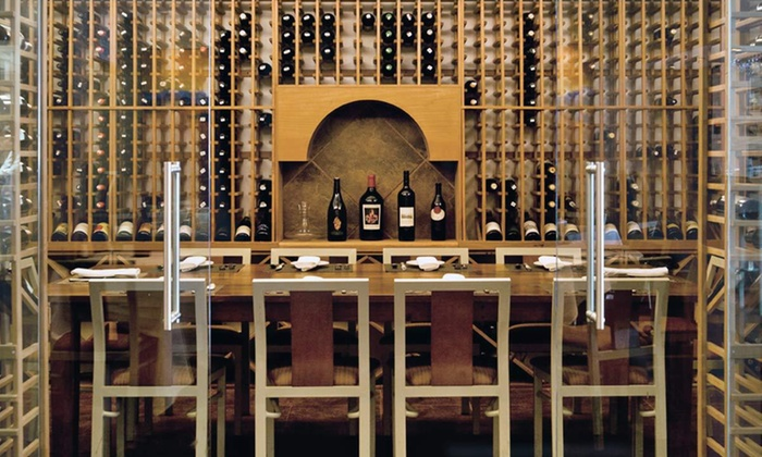 Grapeseed American Bistro and Wine Bar - Bethesda: $85 for a Three-Course Bistro Dinner and Wine for Two