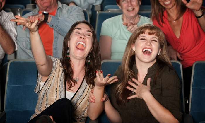 MacCormac College - MacCormac College: One or Two Tickets to the Learn 2 Laugh Fundraiser from MacCormac College (Up to 78% Off)