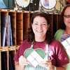 Up to 53% Off a Stained-Glass Heart Workshop