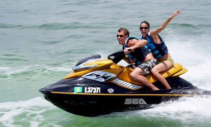 One-Hour Waverunner Rental for Two or Four from Southern Wave <strong>Sailing</strong> Charters (Up to 30% Off)