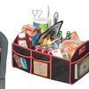 3-in-1 Collapsible Trunk Organizer and Cooler and Car-Seat Organizer