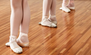 Studio One Dance Academy: $37 for Eight Weekly Dance Lessons for Kids at Studio One Dance Academy (Up to $110 Value)