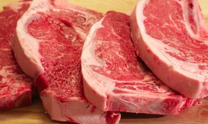 Hayes Meats & Gourmet Foods: Gourmet Meats and Foods or Prime Rib at Hayes Meats & Gourmet Foods (47% Off)