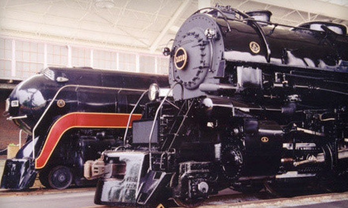 Virginia Museum of Transportation - Downtown: Admission for Two or Four to the Virginia Museum of Transportation (Up to 53% Off)