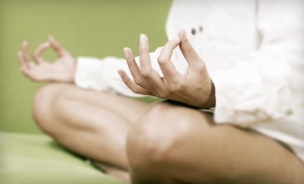 10 or 20 Yoga Classes at Garden of Life Massage and Yoga Center (Up to 71% Off)