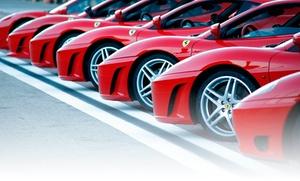 Conduce un Ferrari F430, Lamborghini Gallardo o Porsche Boxter Cup en circuito o 7, 23 y 30 km en carretera desde 49 €