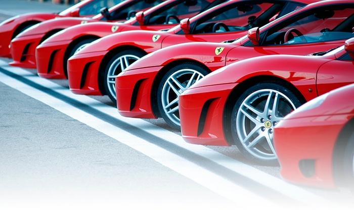 Experiencia Gp - Varias localizaciones: Conduce un Ferrari F430, Lamborghini Gallardo o Porsche Boxter Cup en circuito o 7, 23 y 30 km en carretera desde 49 €