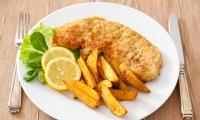 3-Gänge-Schnitzel-Menü für 2 Personen im Restaurant Filmbühne am Steinplatz (51% sparen*)