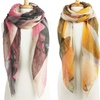 Imperial Women's Multi-Color Long Scarf