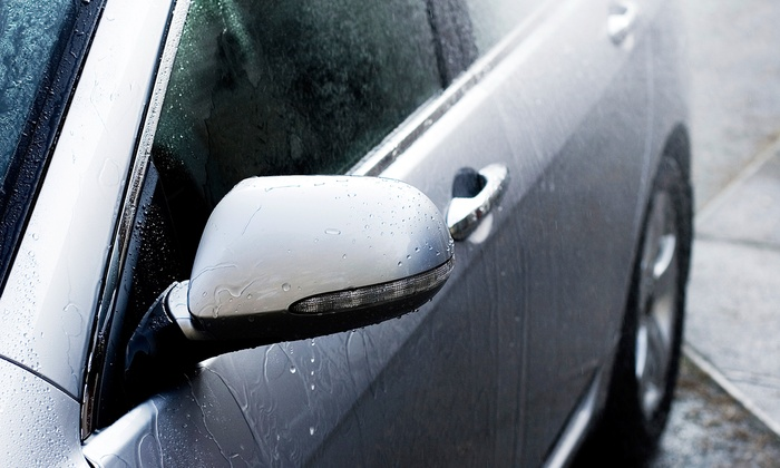 Hazel Dell Car Wash - Northeast Hazel Dell-Starcrest: Three Exterior Deluxe  or Two Super Deluxe Ride-Thru Car Washes at Hazel Dell Car Wash (Up to 50% Off)