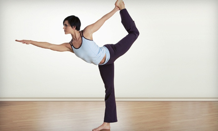 Bikram Yoga Downtown Hartford - Downtown: 10 Classes or One Month of Unlimited Classes at Bikram Yoga Downtown Hartford (Up to 78% Off)