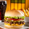 C$9 for an Original Fatburger with Cheddar, Fries, and Drink