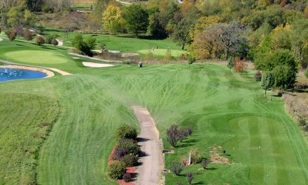 Up to 57% Off Golfing at Wolf Hollow Golf Course