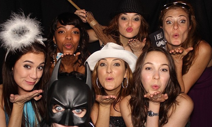 Bliss Photo Booth NC - Raleigh / Durham: Up to 50% Off Photo Booth Rental at Bliss Photo Booth NC