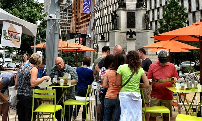Detroit Experience Factory - Detroit: Bar Walking Tour for Two or Four from Detroit Experience Factory (Up to 40% Off)