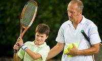 4 u 8 clases de tenis con instructor para adultos o niños desde 29,95 € en Club de Tenis Suanzes