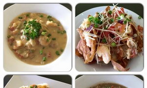 Little New Orleans: Up to 40% Off Food and Drink for 2 or 4 at Little New Orleans
