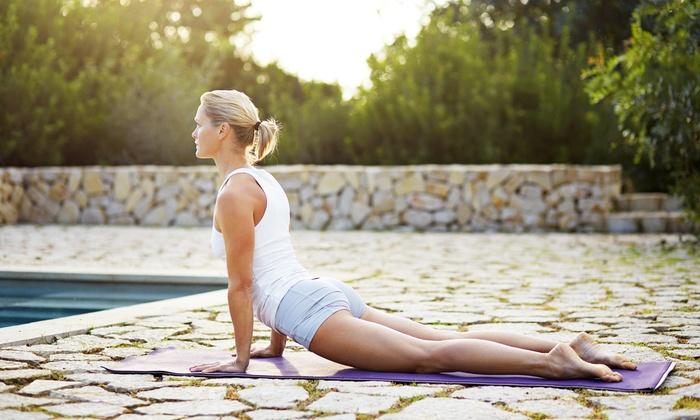 Debbie Higgs - Remington: Two Yoga Classes at Debbie Higgs (68% Off)