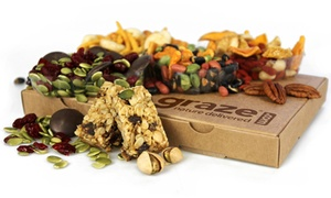 $14 For Four Weekly Snack-box Deliveries From Graze ($27.96 Value)