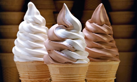 $13 for Two Groupons, Each Good for $10 Worth of Ice Cream at Twist Custard & Yogurt ($20 Value)