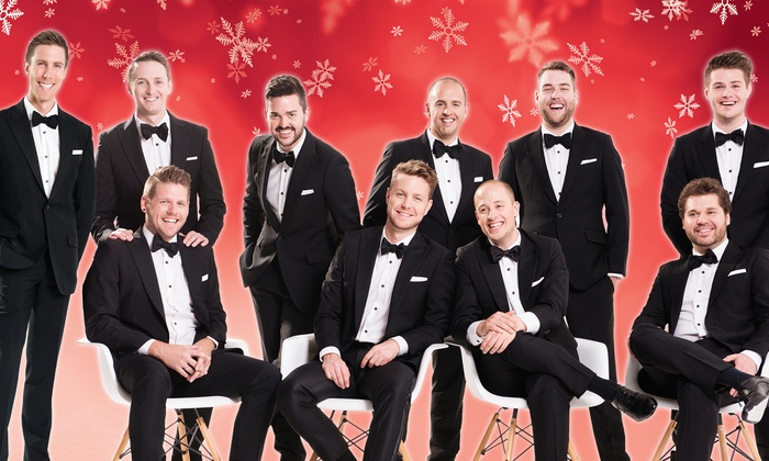 The Ten Tenors - Verizon Theater at Grand Prairie: The Ten Tenors – Home for the Holidays on Friday, December 18, at 8 p.m.