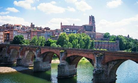 Toulouse: estancia en estudio para 2 o 3 personas con opción desayuno en Residhome Appart Hotel Tolosa