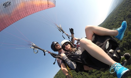 Tandem Paragliding Flight for One or Two From Flying Camp (Up to 50% Off)