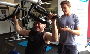Mark Nelson Fitness: Three Personal Training Sessions at Mark Nelson Fitness (65% Off)