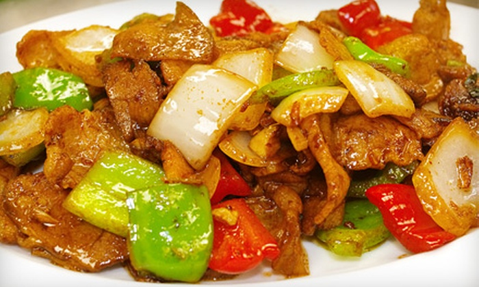 Mandarin Taste - Tulsa: $8 for Chinese Entrees for Two at Mandarin Taste (Up to $15.90 Value)