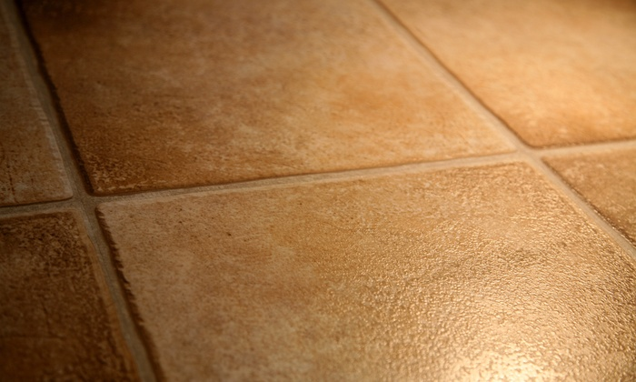 Legacy Floor Restoration - Oklahoma City: Bathroom Grout Cleaning Package from Legacy Floor Restoration (54% Off)