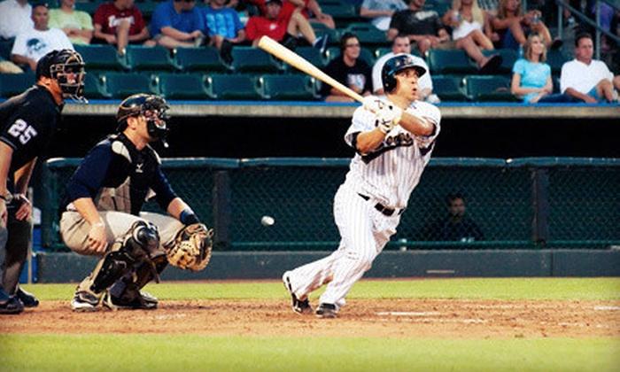 Kansas City T-Bones - Community America Ballpark: Three Kansas City T-Bones Baseball Games for Two at CommunityAmerica Ballpark (55% Off). Two Options Available.