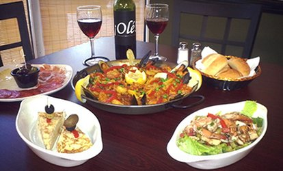 image for $12 for $24 Worth of Paella for Two or More at Paella House