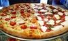 Rita Marie's Eatery Pizza - Merchantville: Pizza for Two or Four at Rita Marie's Eatery Pizza (52% Off)