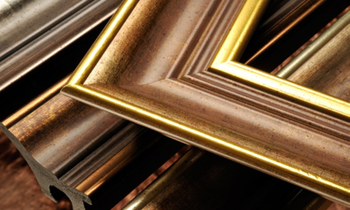 Beard's Framing - Multiple Locations: $55 for $125 Worth of Framing Services at Beard's Framing