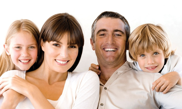 Tincher Family Dentistry - Westlake Village: Dental Exam with X-rays and Cleaning, or In-Office Teeth-Whitening Treatment at Tincher Family Dentistry (Up to 90% Off)
