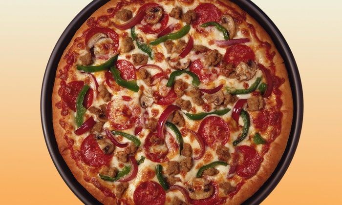 My Pizza n Wings - Lawrenceville: $14 for $25 Worth of Pizza — My Pizza n Wings