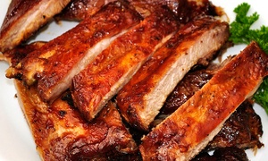 Stinee's Ribs: Barbecue Food at Stinee's Ribs (Up to 50% Off). Three Options Available.