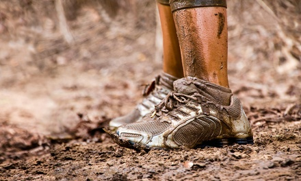 Entry for Two or Four for Youth Group or Gladiator 5K Mud Run at Red Truck Event Center (Up to 57% Off)