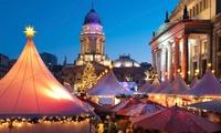 Jarmarki Bożonarodzeniowe: wycieczka autokarowa dla 1 osoby do Wiednia, Budapesztu, Berlina, Drezna lub Pragi