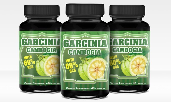 Buy 2 Get 1 Free: Garcinia Cambogia: 1 Bottle of Garcinia Cambogia or 2 Bottles with 1 Bottle Free