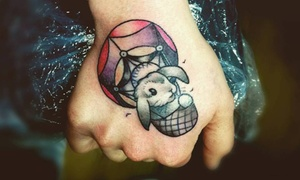 2nd Skin: 60 Minutes of Tattoo Time and 30-minute Consultation at 2nd Skin (57% Off)