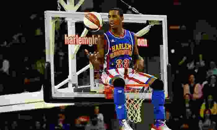 Harlem Globetrotters - Multiple Locations: Harlem Globetrotters Game on February 8 or 9 (Up to 40% Off)