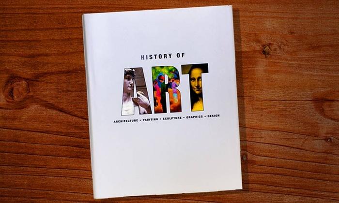 History of Art Book: History of Art Book