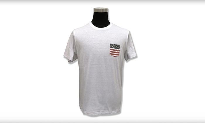 Brave Soul Men's Americana Tees: Brave Soul Men's Americana Tees. Multiple Styles from $14.99–$16.99. Free Returns.