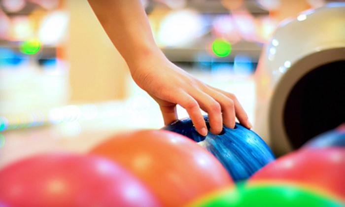 Grandview Lanes - Vancouver: One Hour of Bowling for Up to Six with Shoe Rental and Snacks at Grandview Lanes (Up to 54% Off). Two Options Available.